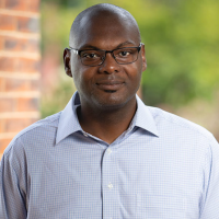 Associate Professor of English Derrick R. Spires