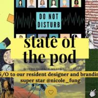 State of the pod poster