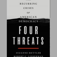 Book cover: Four Threats