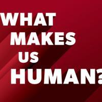 What Makes Us Human? logo