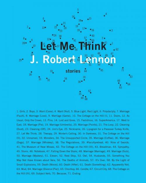 Book cover: Let Me Think