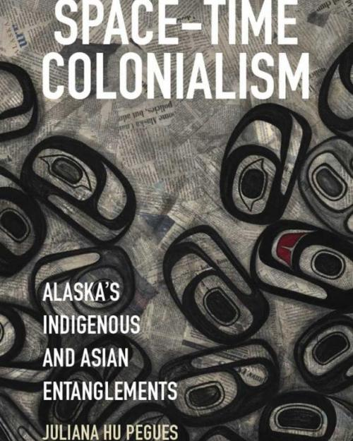 Book cover: Space-Time Colonialism