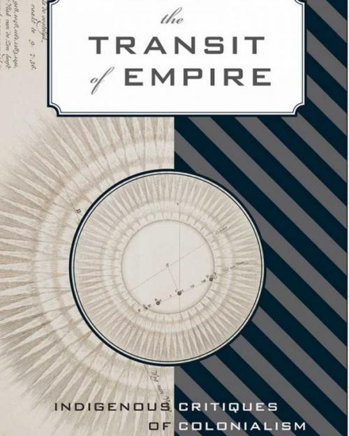 Book cover: Transit of Empire