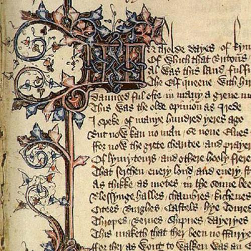 Medieval Studies Program