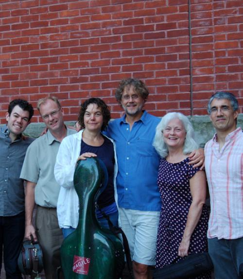 Members of Ensemble X