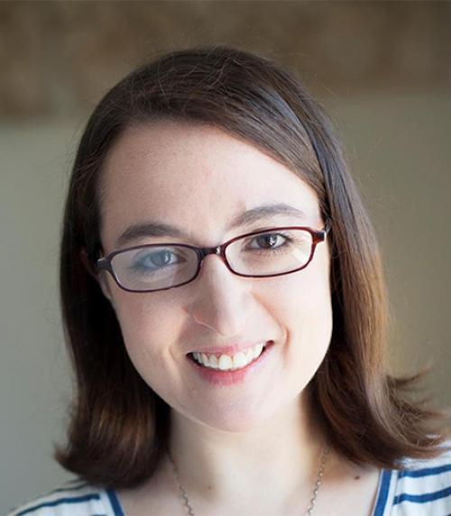 Kate Manne, assistant professor of philosophy