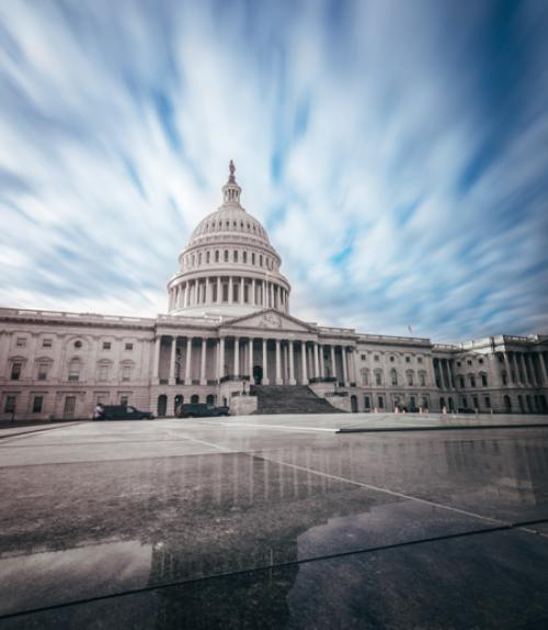 US Capitol building. Photo by Andy Feliciotti on Unsplash