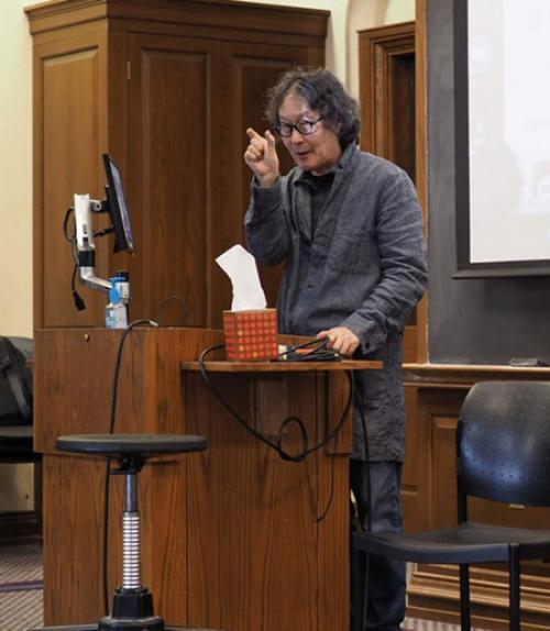 A.D. White Professor-at-Large Xu Bing