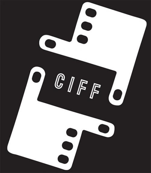 CIFF logo, two hands framing the word CIFF