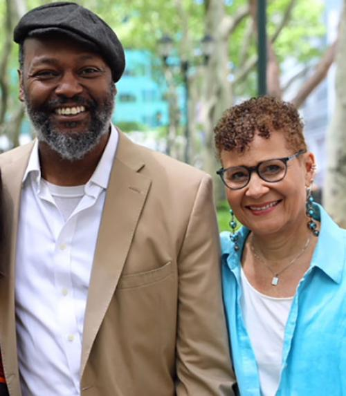 Godfrey L. Simmons Jr. and Judy Tate
