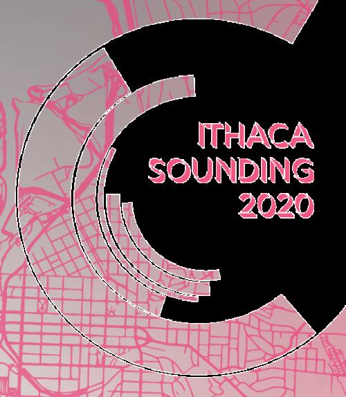 Ithaca Sounding poster
