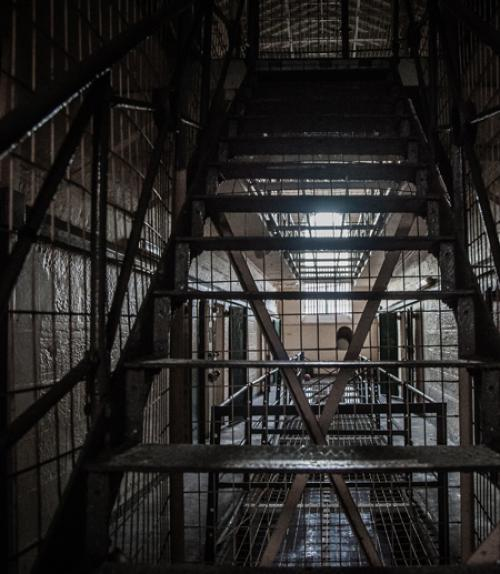 Jail cell photo by Deleece Cook
