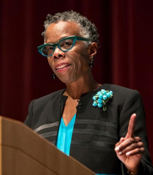 Justice Debra James