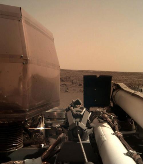 Mars equipment