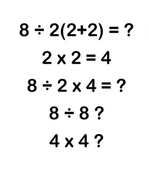Math formula discussed in the story