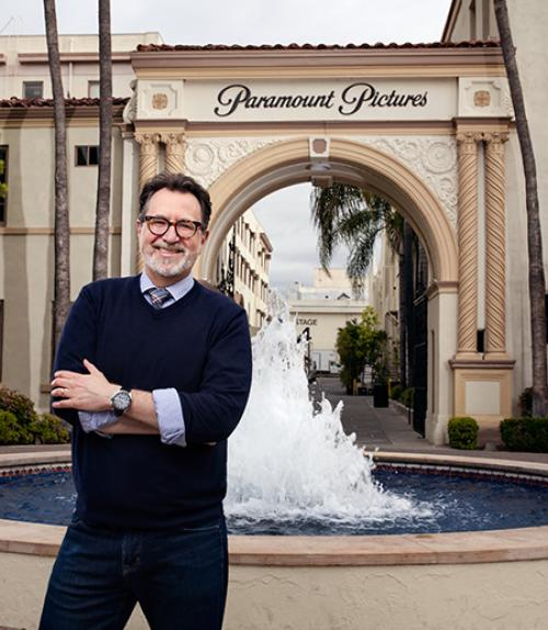 Lee Rosenthal at Paramount