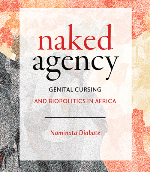 """Book cover of """"Naked Agency"""""""