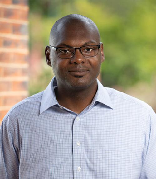 Associate Professor of English Derrick R. Spires