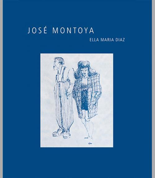 Book cover: José Montoya