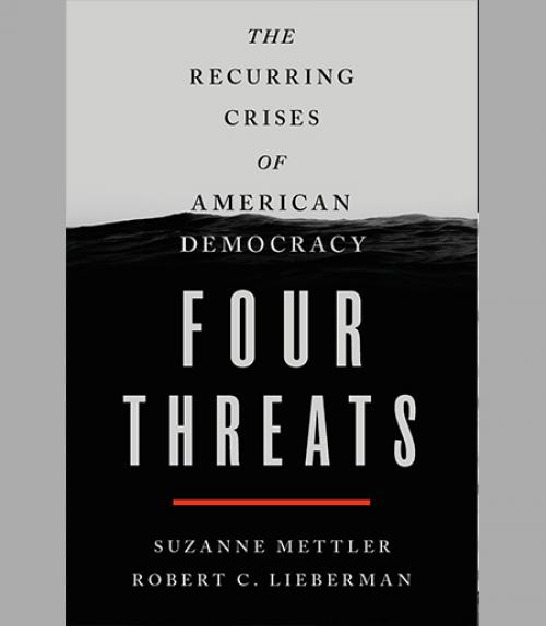 Book cover: Four Threats