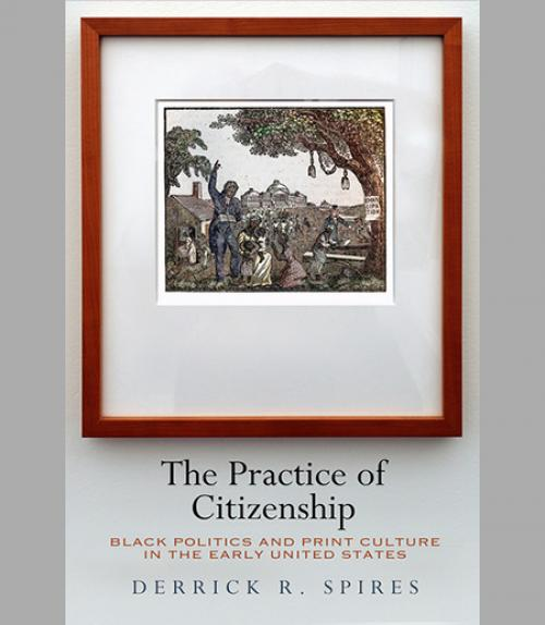Book cover: The Practice of Citizenship