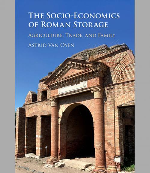 Book cover: The Socio-Economics of Roman Storage
