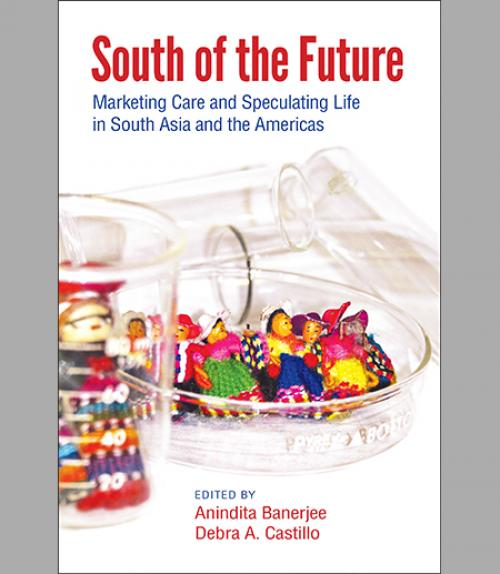 Book cover: South of the Future