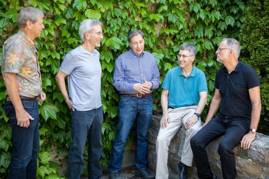 BDER faculty group