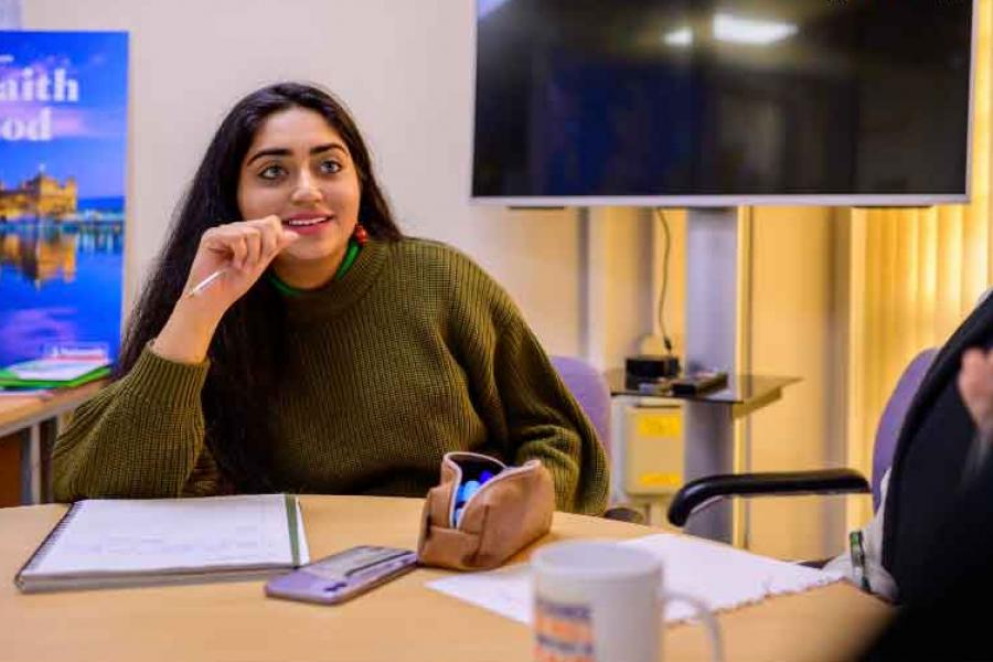 Sukhmani Kaur