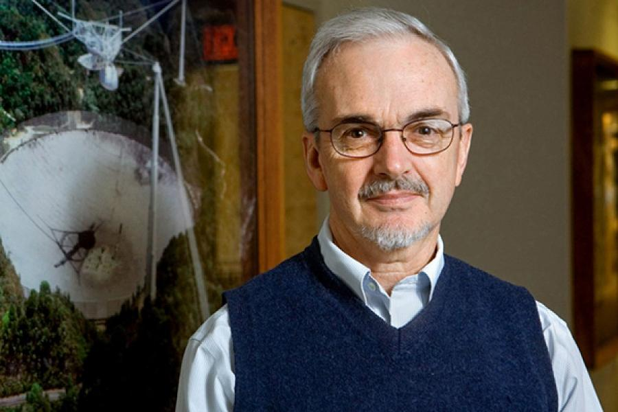 Don Campbell, professor emeritus of astronomy