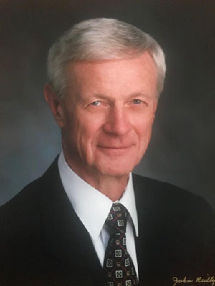 David Murray headshot