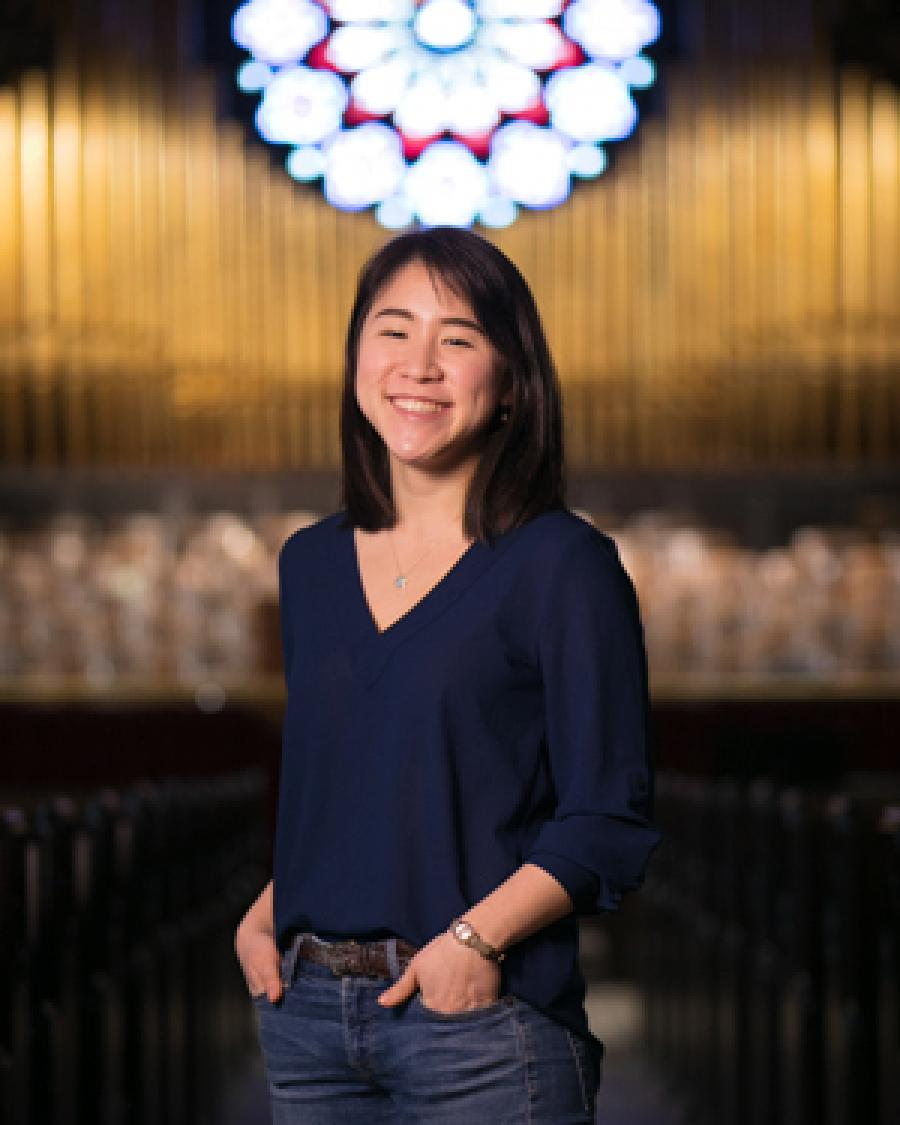 Cornell Arts & Sciences Stephanie Kim '20
