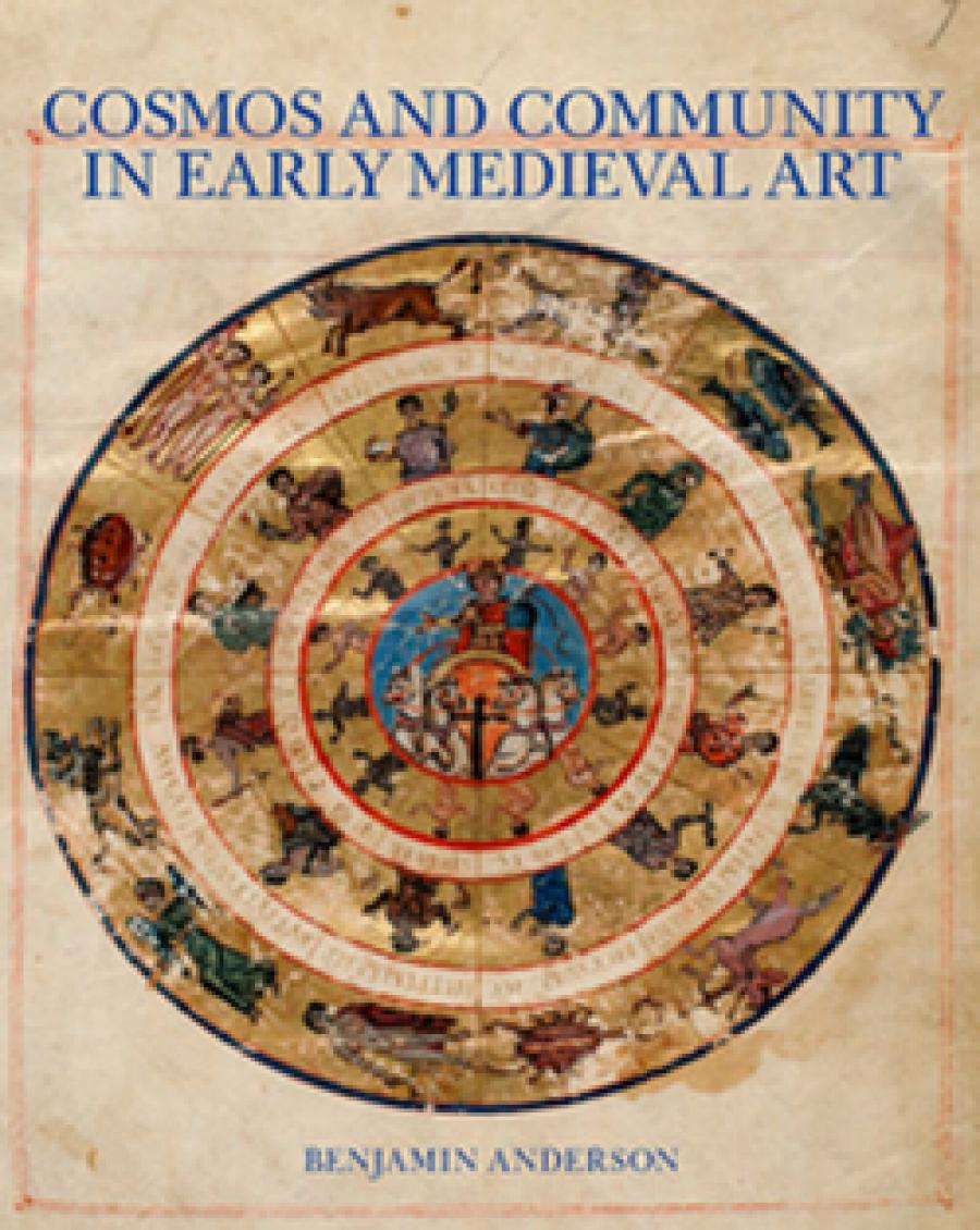 Book cover for Cosmos and Community in Early Medieval Art