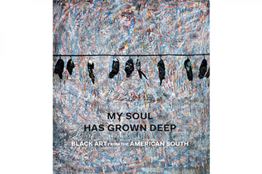 "Cover of ""My Soul Has Grown Deep"""