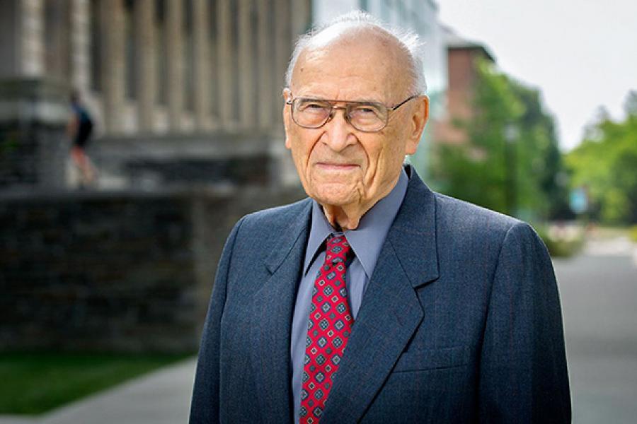 Harold Scheraga